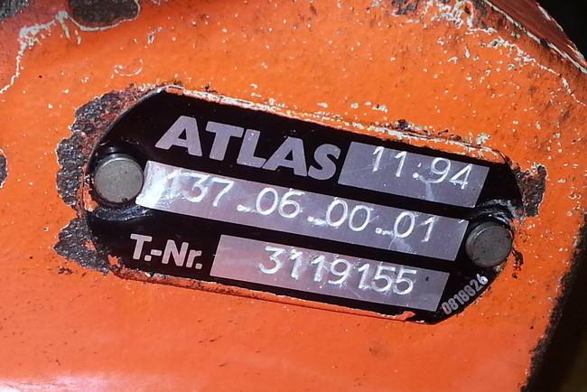 Hydraulikzylinder Ersatzteile1304