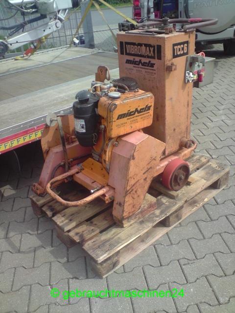 Fugenschneider Hatz DieselTCC6