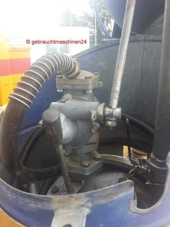 mobiler Baustellentank, KraftstoffcontainerKC-995