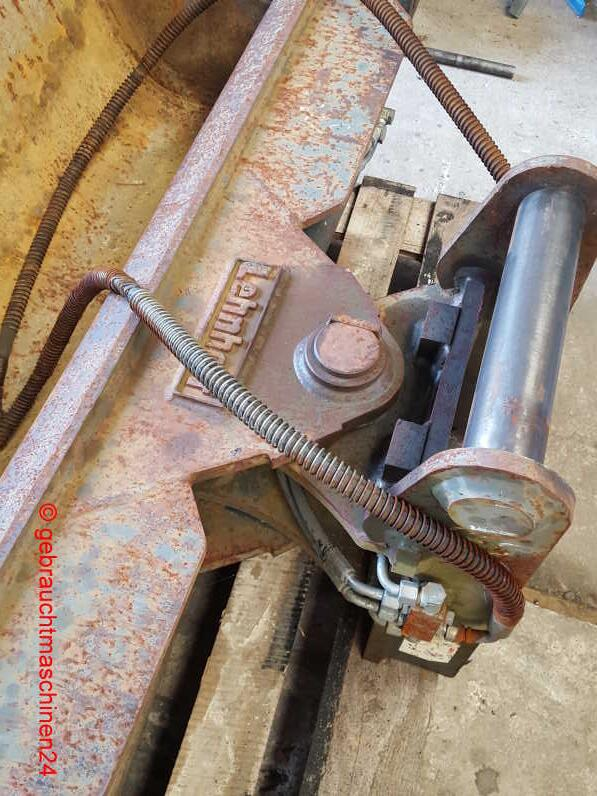 hydraulischer Grabenräumlöffel 1,50 m MS081500 mm
