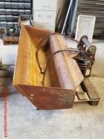 hydraulischer Grabenräumlöffel 1,50 m MS08Lehnhoff1500 mm