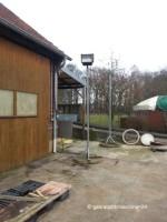 Baustellenstrahler mit Betonfuss 400 WattFael LuceJet 5
