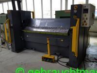 Segment Schwenkbiegemaschine gebraucht HM machinery HBM 2000-45S