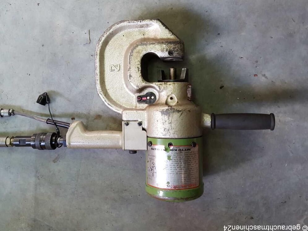 hydraulische HandstanzeA06-1322