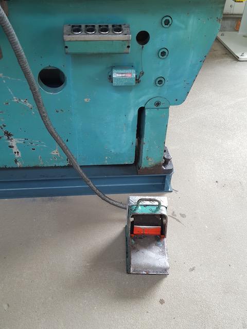 Abkantpresse, hydraulischEHP 80-2050