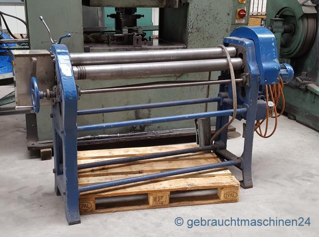 3-Walzen-Rundbiegemaschine1,20 m