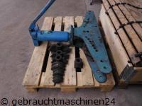 hydraulischer RohrbiegerHeidkampbis 3 Zoll
