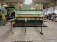 Tafelschere 3050 x 22 mm hydraulischCMU18-22-30