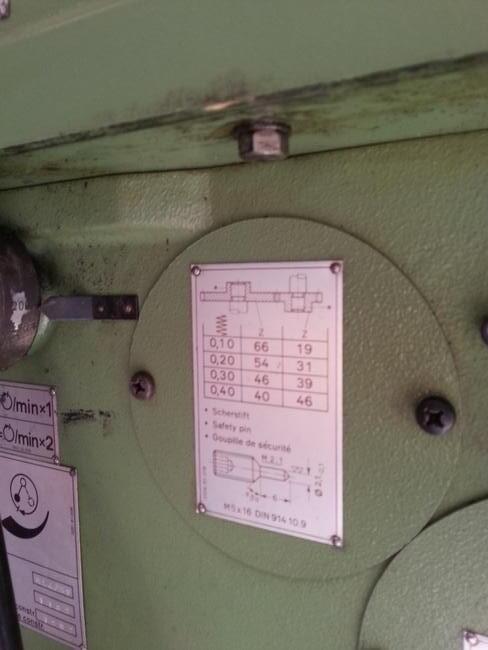 Säulenbohrmaschine MK 4AX4-SV