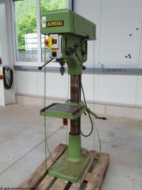 Säulenbohrmaschine Alzmetall AX 3/S