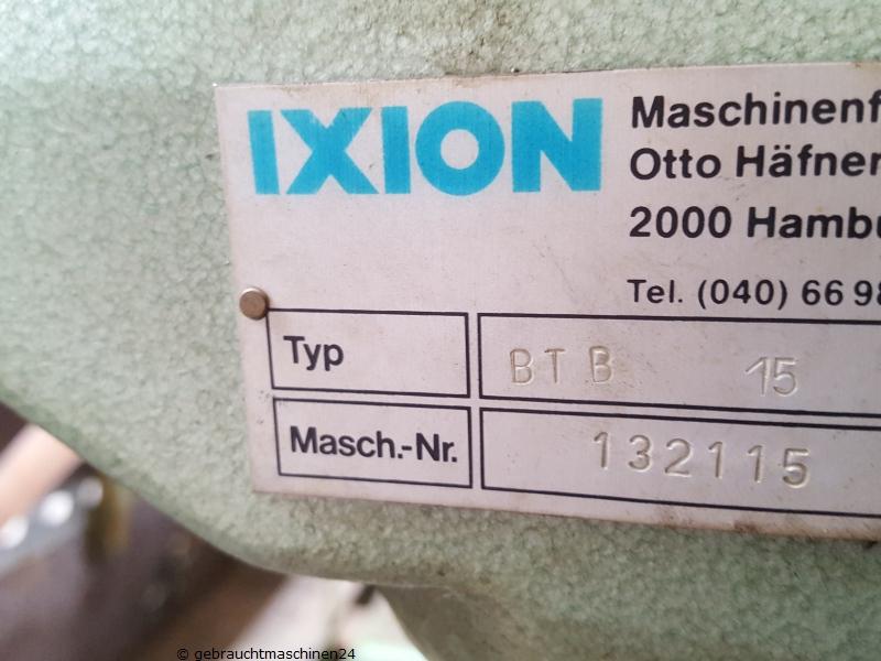 TischbohrmaschineBT B 15