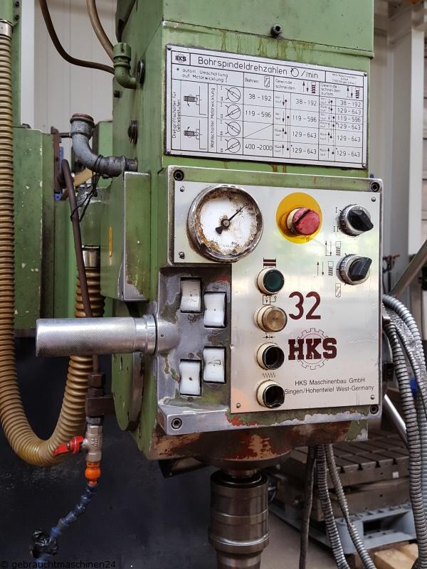 Schnellradialbohrmaschine32 MG