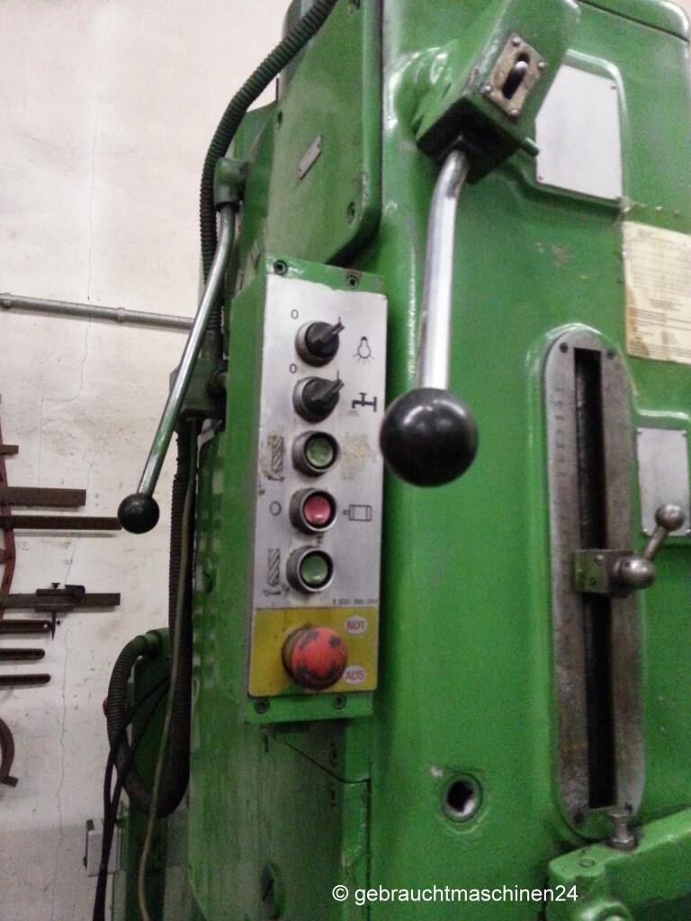 Getriebe Kastenständerbohrmaschine MK 5 gebrauchtG 40