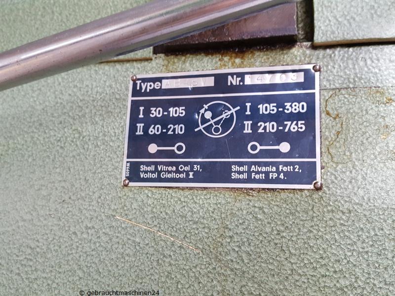 SäulenbohrmaschineAB4SV