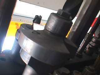 Spiralbohrmesser und HalterØ 40-108 mm