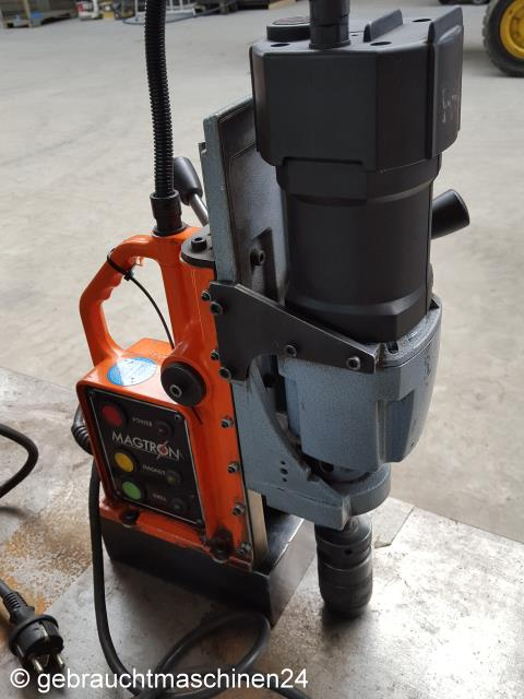 Magnetbohrmaschine für Bohren und GewindeschneidenMBE40FR