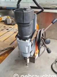 Foto Magentbohrmaschine gebraucht Magtron MBE40