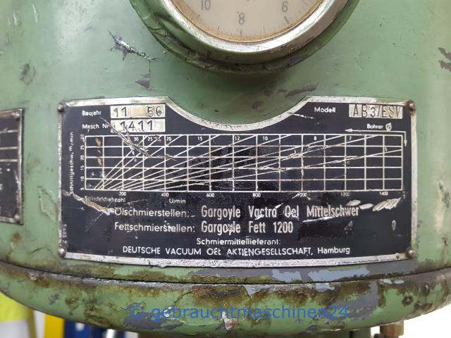 Standbohrmaschine MK3AB3 ESV