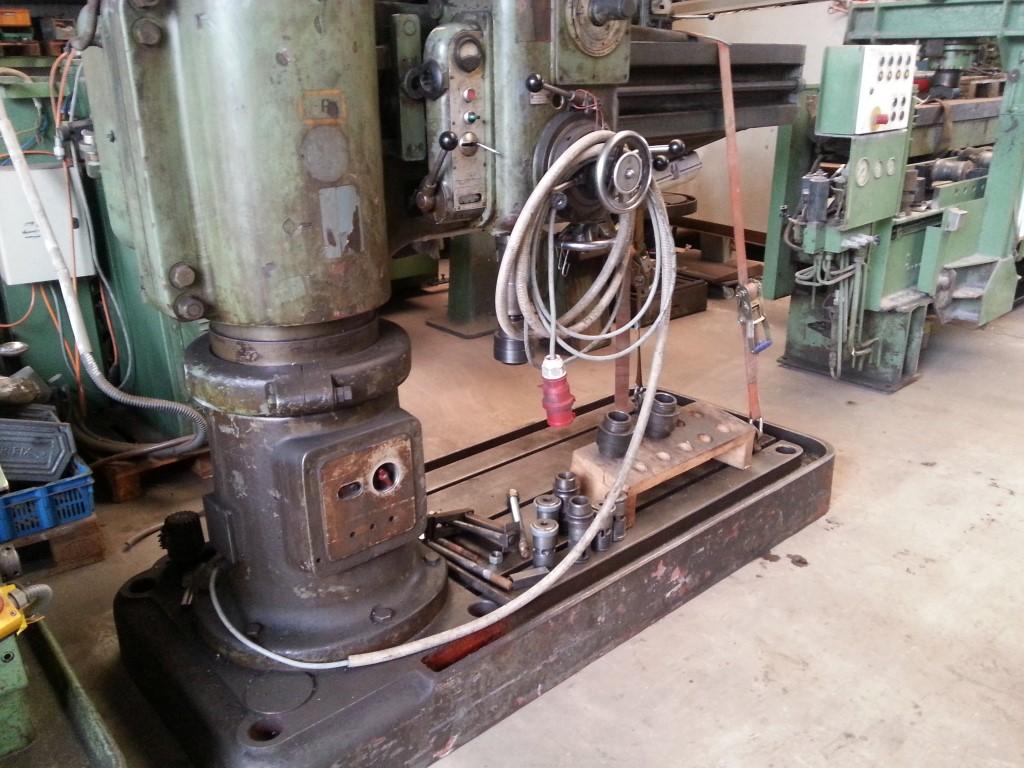 Radialbohrmaschine MK 5 x 1500 mmNKR 42 A