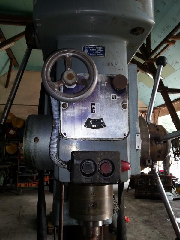 Standbohrmaschine MK 5AB 5/S