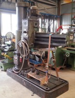 Radialbohrmaschine MK 5 x 1500 mmKolbNKR 42 A