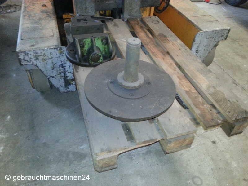 Zentrierkegel für Drehmaschine - groß (Drehmaschinenzubehör)ca. Ø 400 mm