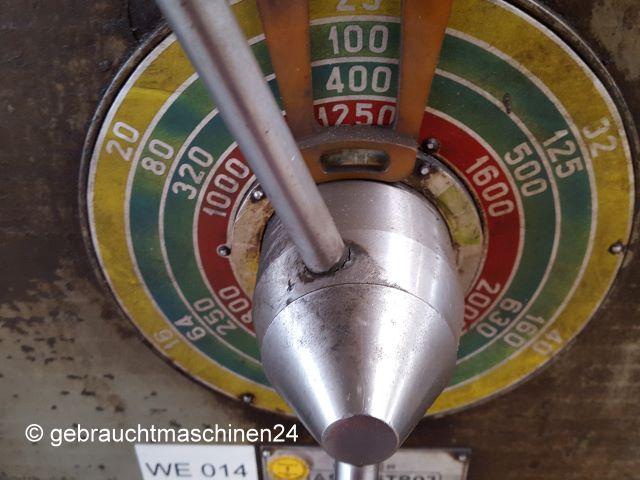 Leit- und Zugspindel DrehmaschineC10MB