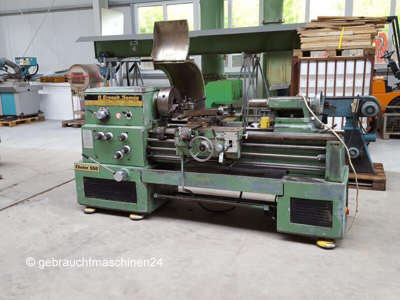 Drehmaschine Drehbank konventionellCholet 550