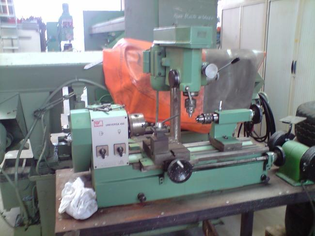 Mechaniker-Drehmaschine Universa 450