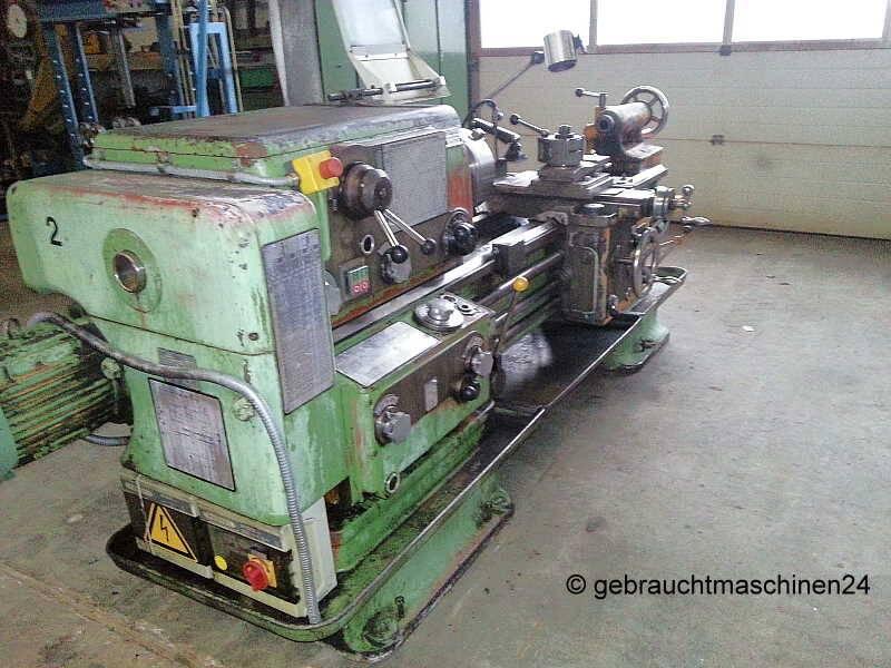 Drehmaschine Drehbank konventionellS450
