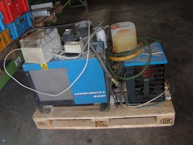 KompressorOpenroll 550 - OPR550B