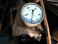 Manometer bis 4000 barVDOaus Edelstahl