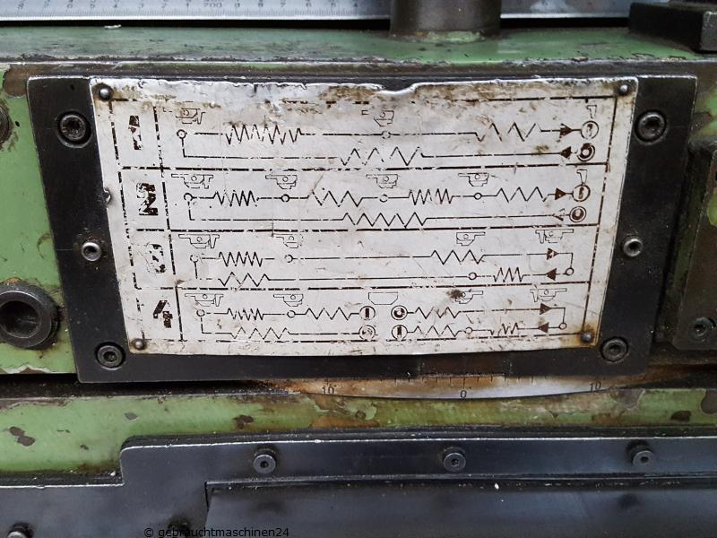 Fräsmaschine, universalFU36