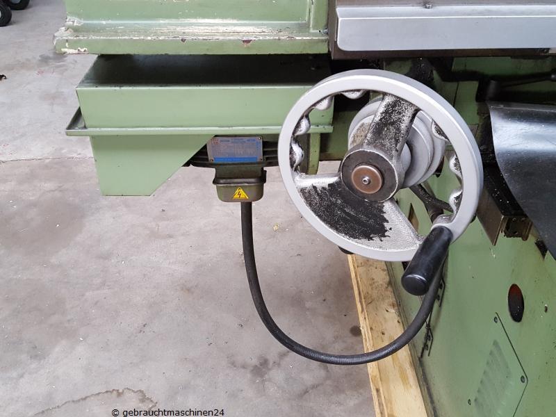 UniversalfräsmaschineU-1000A