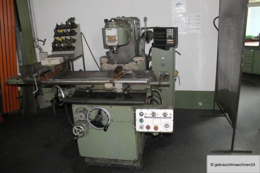 UniversalfräsmaschineU-1000