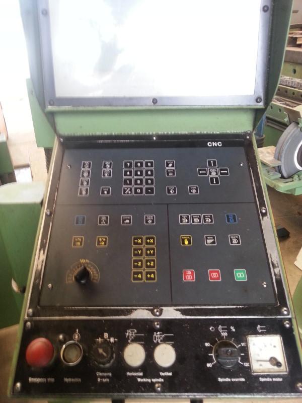 CNC FräsmaschineMH 700 C