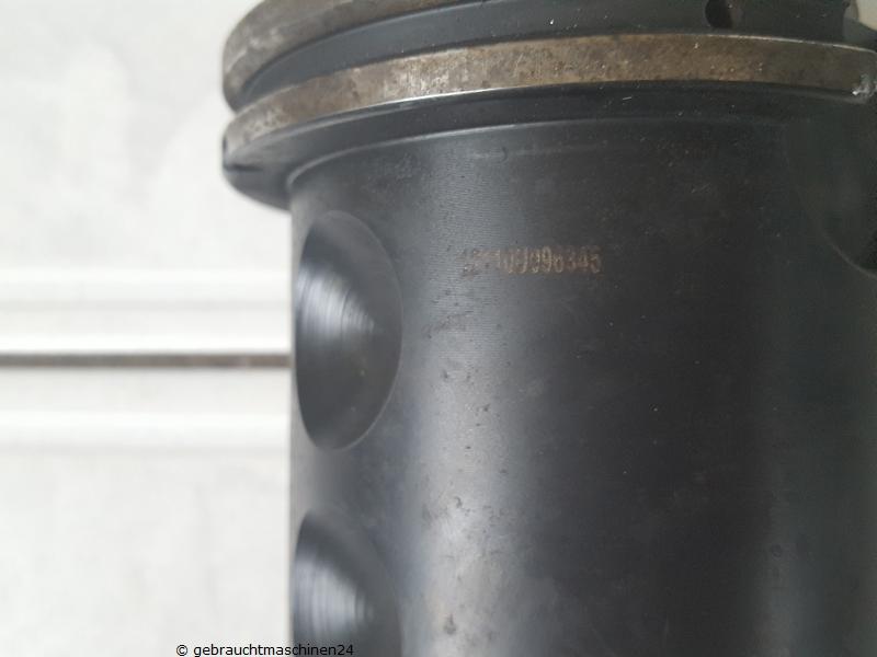 Igelfräser mit FlachspannfutterSK50x80x40