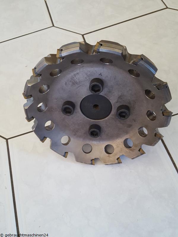 Planmesserkopf d-250 mmASX445-250C14R