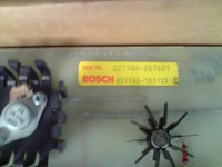 inductosyn drive amplifyer board Bosch Micro 8 S5 Bosch 027586 207401 103103 028868 105401