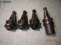 SK 40 Zwischenhülsen auf MK 1,2,3,4SK auf MK