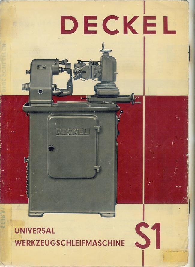 Deckel S1 Handbuch (manual)S1
