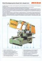 Dokumentation mit Ersatzteilliste305 GHS 310 GHS