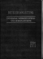 Handbuch Deckel FP1 Deckel FP 1