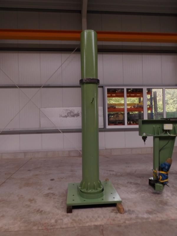 Säulenschwenkkran 1 to x 4 mVS