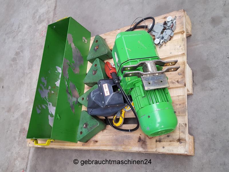 KBK Traversen Kranhimmel ca. 7,6 x 4,5 m KBK - 500 kg