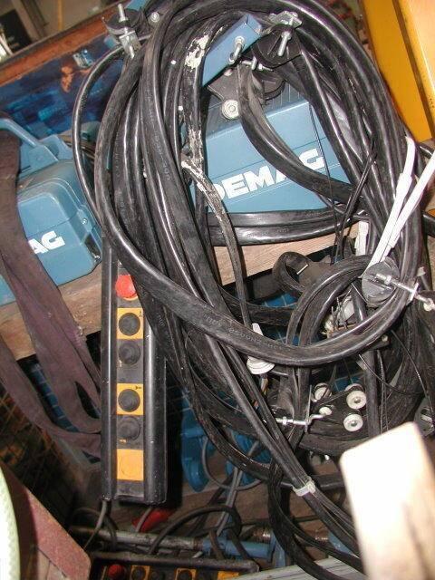 Elektrokettenzug 500 kgDKUN 5