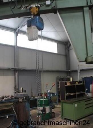 Säulenschwenkkran 1 to x 5 mVS