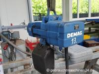 Foto Elektrokettenzug gebraucht 1000 kg Demag DKUN 5-500