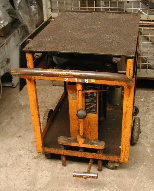 hydraulischer HubtischHW400