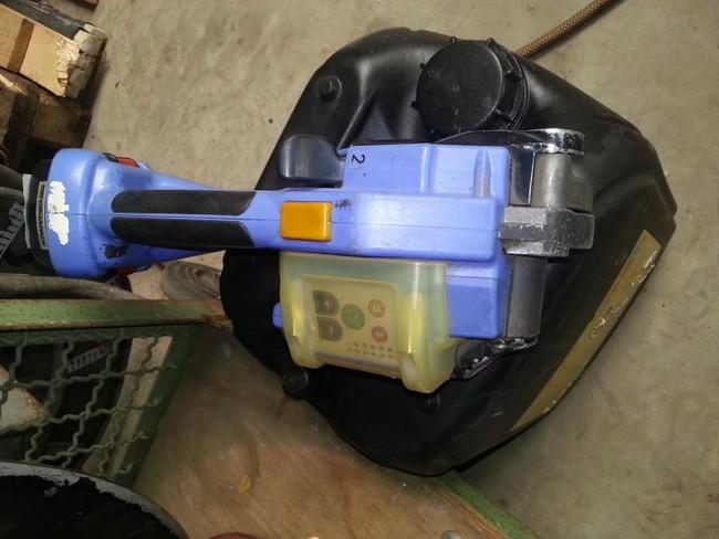 Akku Umreifungsgerät für KunststoffbandOR-T 200